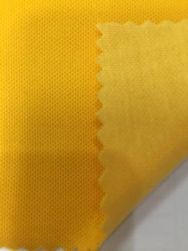 棉+T排汗布料