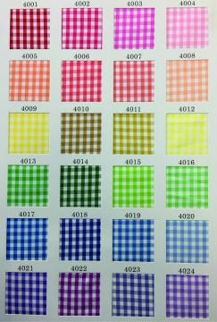 布料顏色格子條紋3
