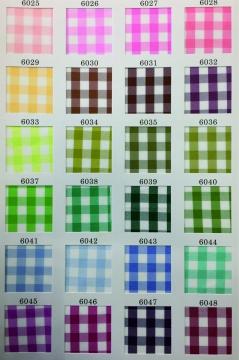 布料顏色格子條紋6