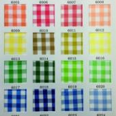 布料顏色格子條紋4